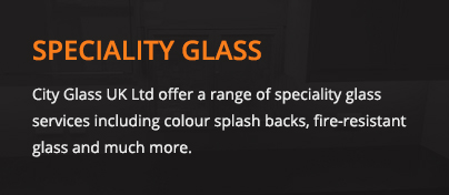 Specialty Glass Edinburgh